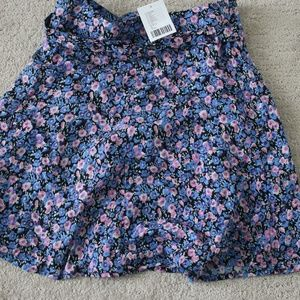 NEW Urban outfitters floral skirt XS